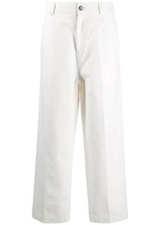 Marni wide-leg darted jeans