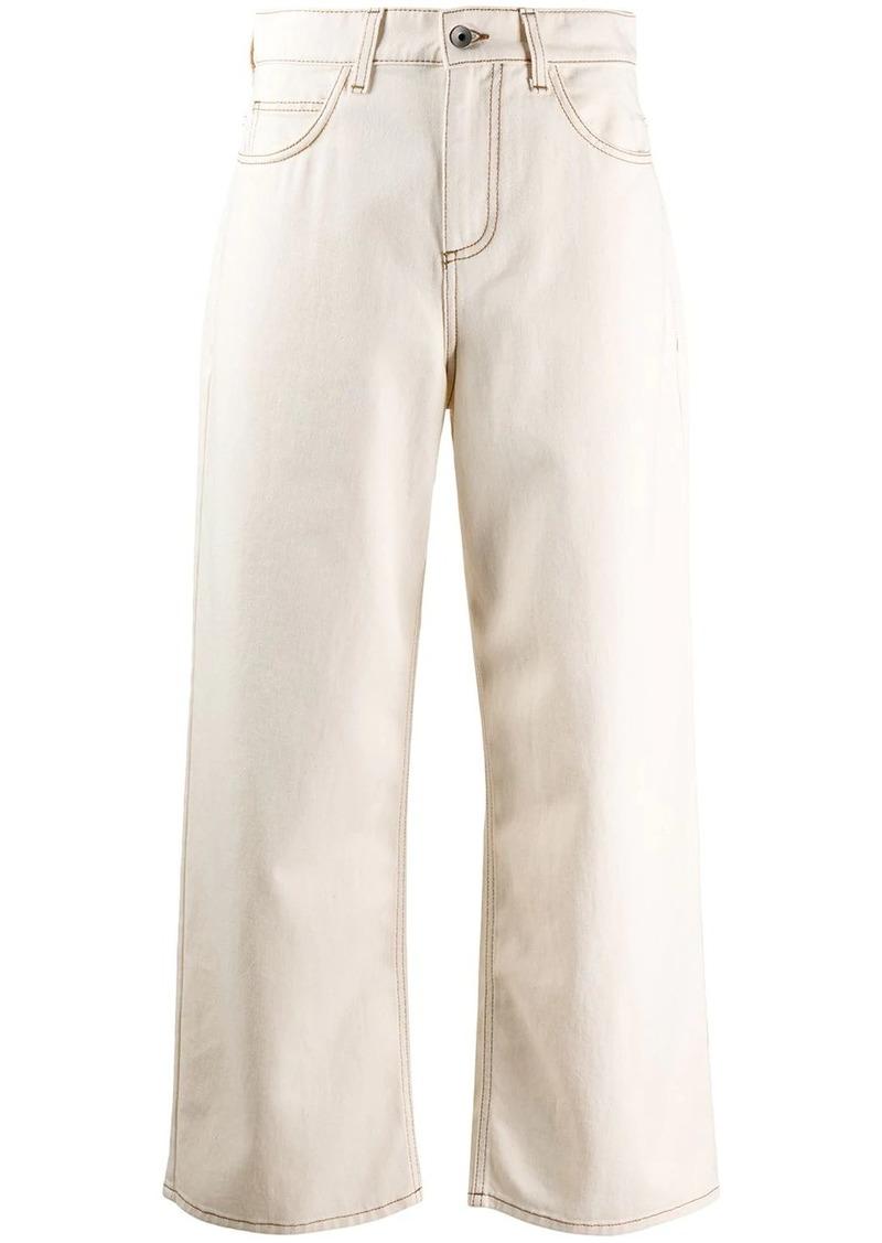 Marni wide-leg jeans