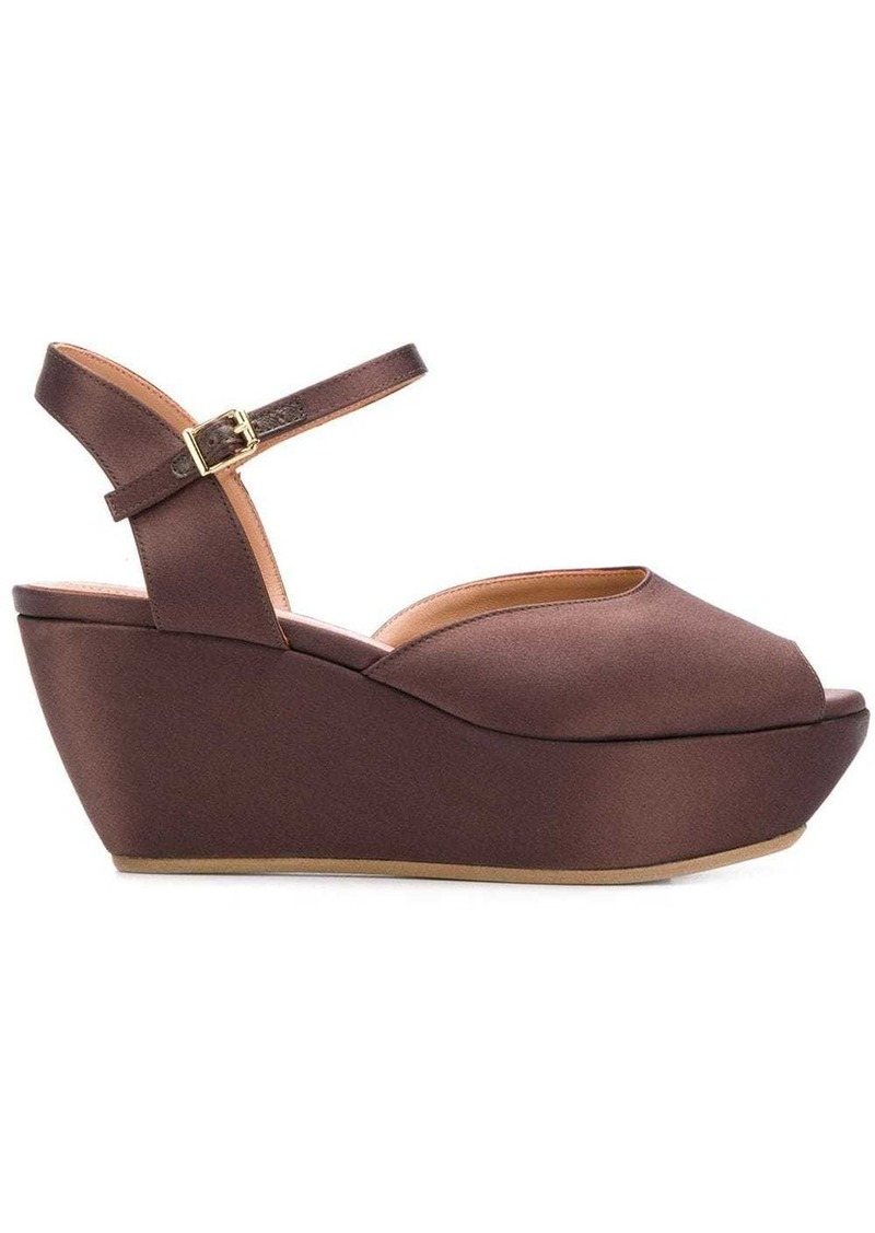 Marni Zeppa wedge sandals