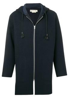 Marni zip-up duffle coat