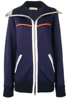 Marni zipped active jacket