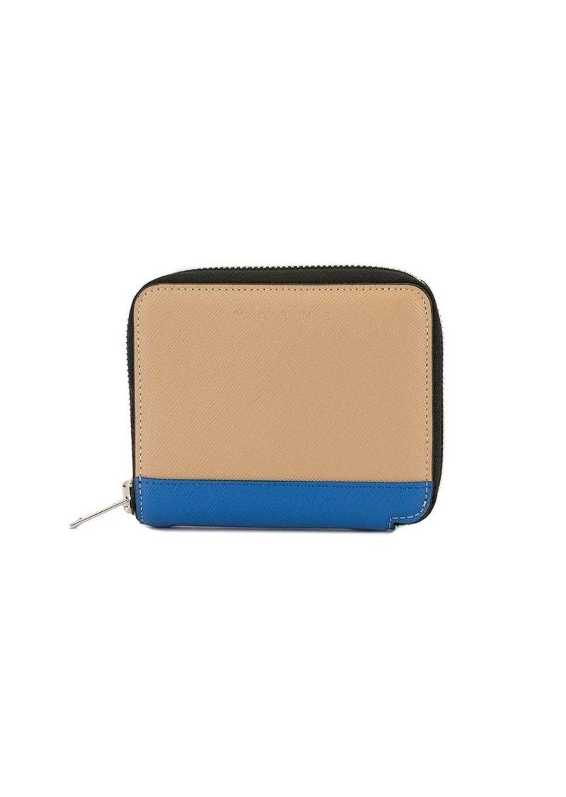 Marni zipped mini wallet