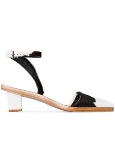Marques' Almeida ankle strap sandals