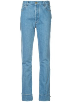 Marques' Almeida classic slim-fit jeans