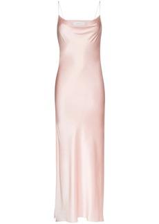 Marques' Almeida cowl neck slip dress