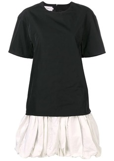 Marques' Almeida double layered T-shirt dress
