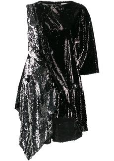 Marques' Almeida draped sequin blouse