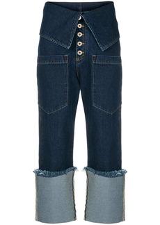 Marques' Almeida 'fisherman' jeans