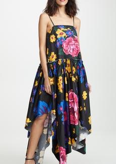 Marques' Almeida Marques Almeida Gathered Waist Dress