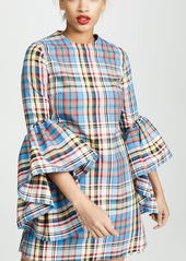 Marques' Almeida Marques Almeida Janis Dress with Oyster Sleeves