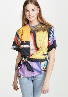 Marques' Almeida Marques Almeida Knot T-Shirt