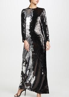 Marques' Almeida Marques Almeida Long Sleeve Dress