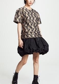 Marques' Almeida Marques Almeida T-Shirt Dress With Ruffles