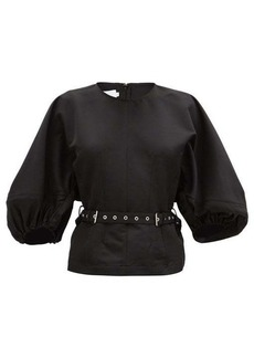 Marques' Almeida Marques'Almeida Belted recycled-jersey top