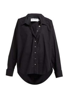 Marques' Almeida Marques'Almeida Ring-detail cotton shirt