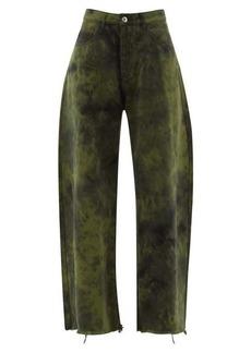 Marques' Almeida Marques'Almeida Tie-dye wide-leg jeans