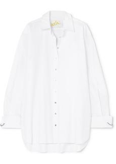 Marques' Almeida Oversized Cotton-jacquard Shirt