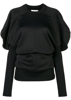 Marques' Almeida puff ball sleeve top