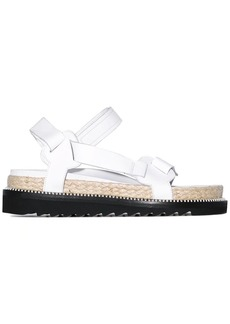 Marques' Almeida white Espadrille sandals