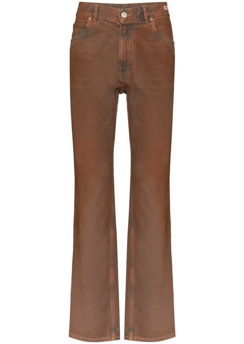 Martine Rose straight-leg jeans