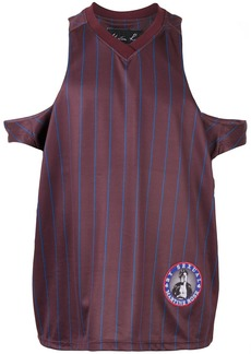 Martine Rose Football cut-out vest