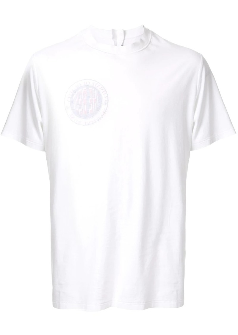 Martine Rose logo print T-shirt