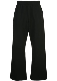 Martine Rose plain wide-leg trousers