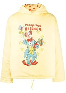 Martine Rose Promising Britain hoodie