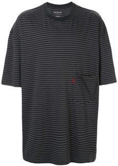 Martine Rose relaxed fit striped T-shirt