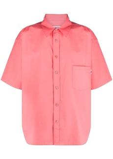 Martine Rose short-sleeved cotton shirt