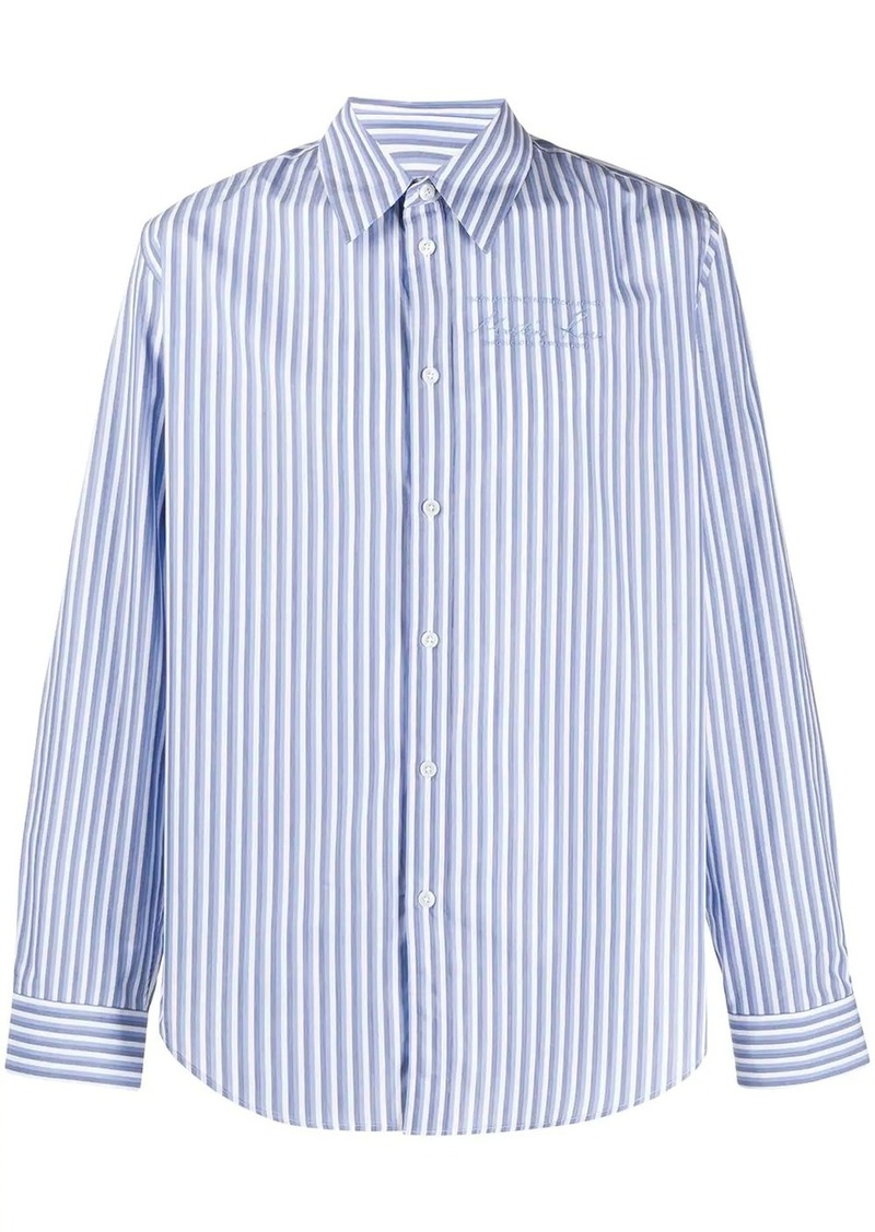 Martine Rose striped shirt