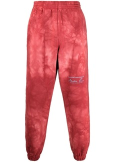 Martine Rose tie dye-print track pants