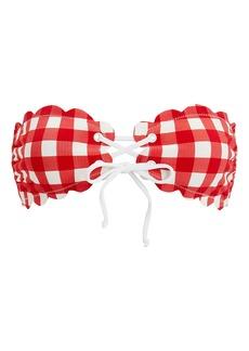 Marysia Antibes Cherry Bandeau Bikini Top