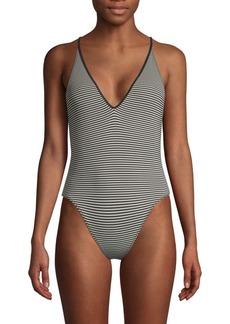 Marysia Harbour Island Swimsuit