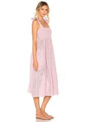 Marysia Swim Sicily Smocked Dress
