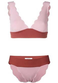 Marysia wide Santa Clara bikini set