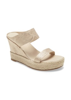 Matisse Flora Wedge Slide Sandal (Women)