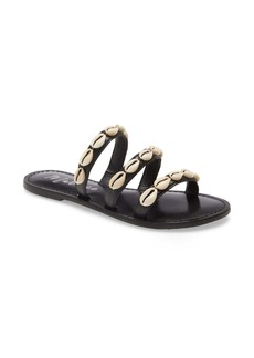 Matisse Resort Cowrie Shell Slide Sandal (Women)