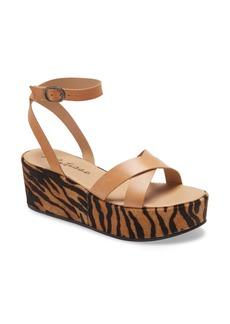 Matisse Sure Thing Platform Wedge Sandal (Women)