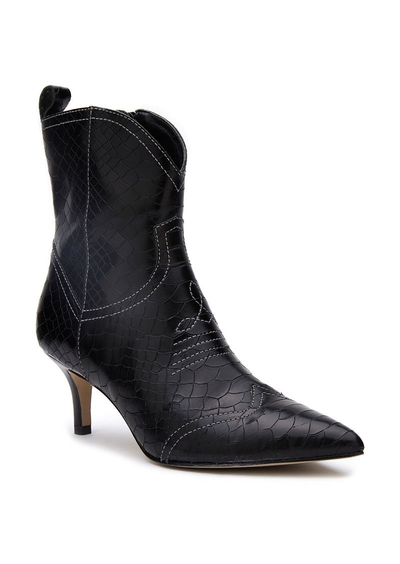 Women's Matisse Aubrey Snake Embossed Western Boot