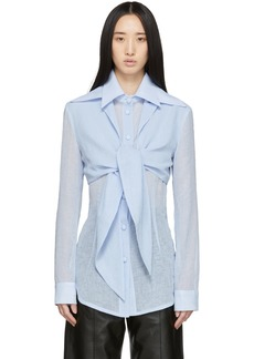 Matériel Tbilisi Blue Layer Shirt