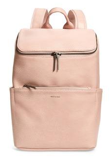 Matt & Nat 'Brave' Faux Leather Backpack