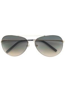 Matthew Williamson Aviator gradient sunglasses