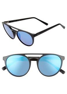 Maui Jim Ah Dang! 52mm PolarizedPlus2® Flat Top Sunglasses