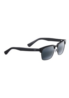 Maui Jim boysgirl's Kawika 257-17C | Sunglasses  with with Patented PolarizedPlus2 Lens Technology
