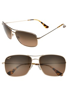 Maui Jim Breezeway 63mm PolarizedPlus2® Sunglasses
