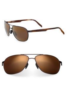 Maui Jim Castles Aviator Sunglasses