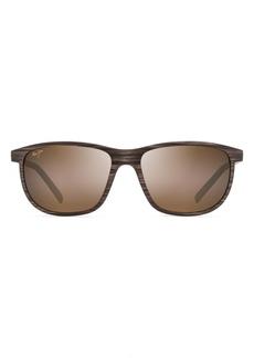 Maui Jim Dragon's Teeth 58mm PolarizedPlus2® Sunglasses