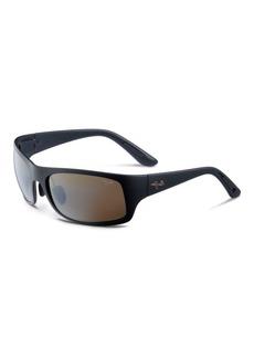 Maui Jim Haleakala Polarized Rectangular Sunglasses