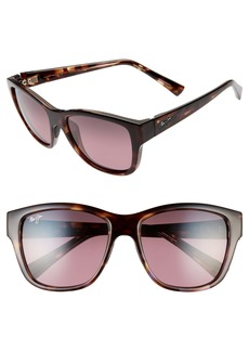 Maui Jim Hanapa'a 53mm PolarizedPlus2® Sunglasses